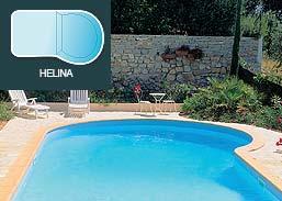 Piscinas SOLEO Helina R50