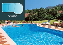 Piscinas SOLEO RP Olympic