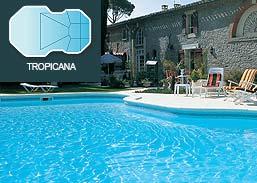 Piscina SOLEO Tropicana R15