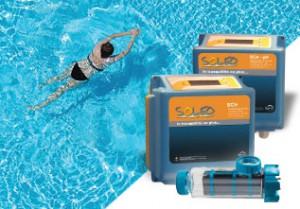 Equipamentos para piscinas - Desinfeção