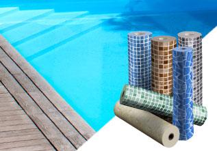 Equipamentos para piscinas - Liner