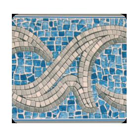 Friso - Liner - Ipanema bleu