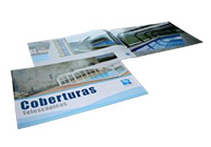 Catalogo de Piscinas - Coberturas