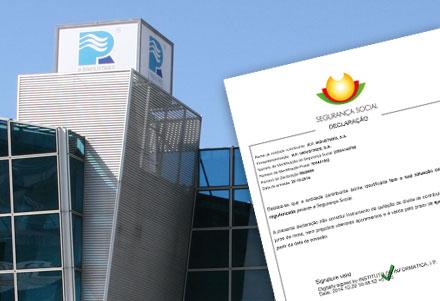 Certificados Piscinas - Segurança Social