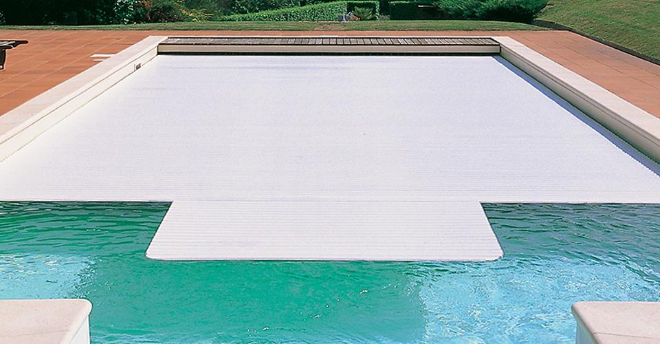 Cobertura para piscina estore