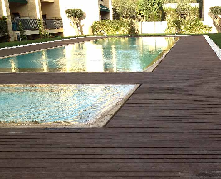 piscina Miroir